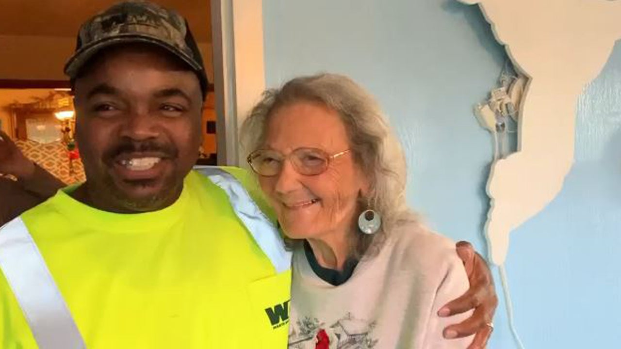 Missouri Sanitation Worker Stops His Rounds to Bring in Trash Bin of Woman With Dementia
