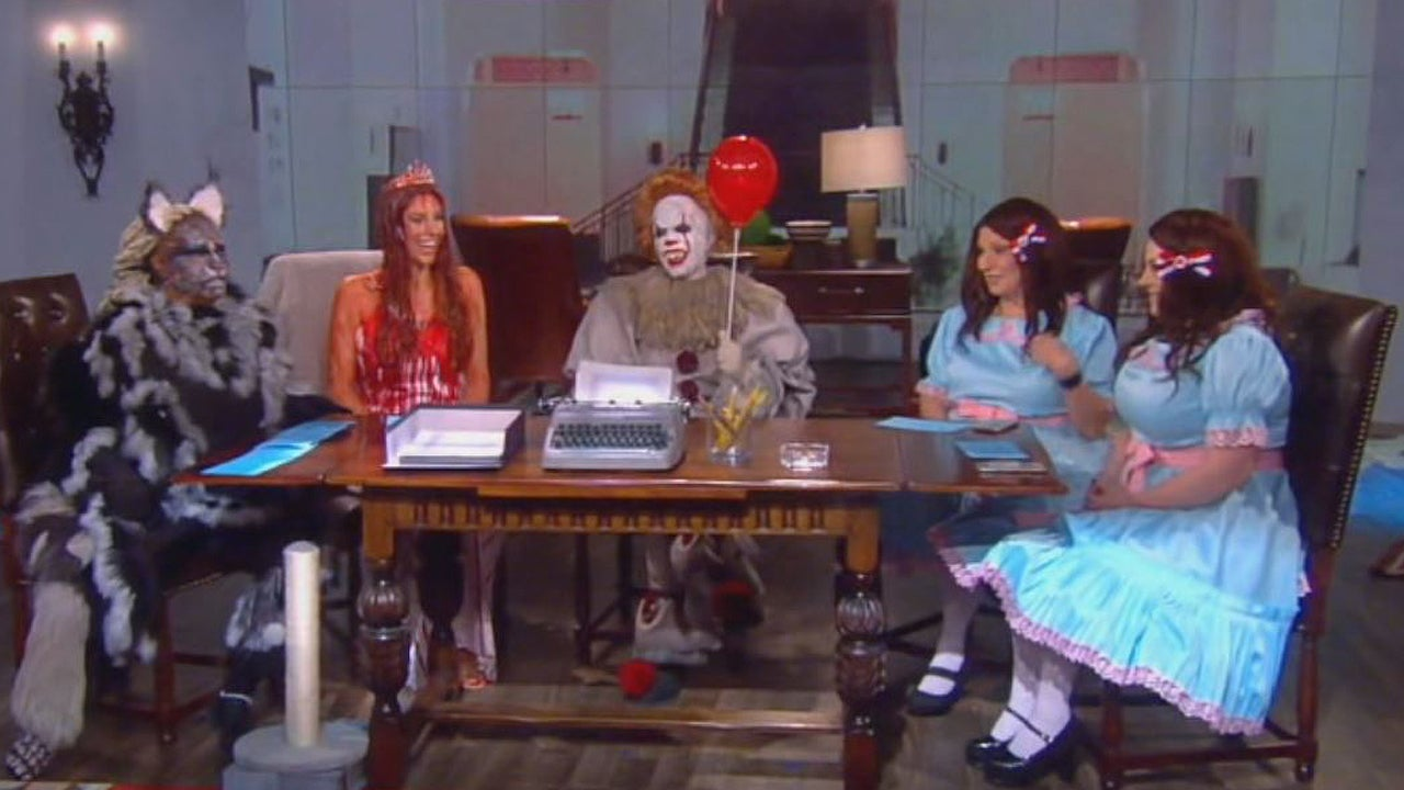Which Morning TV Host Had the Best Halloween Costume?