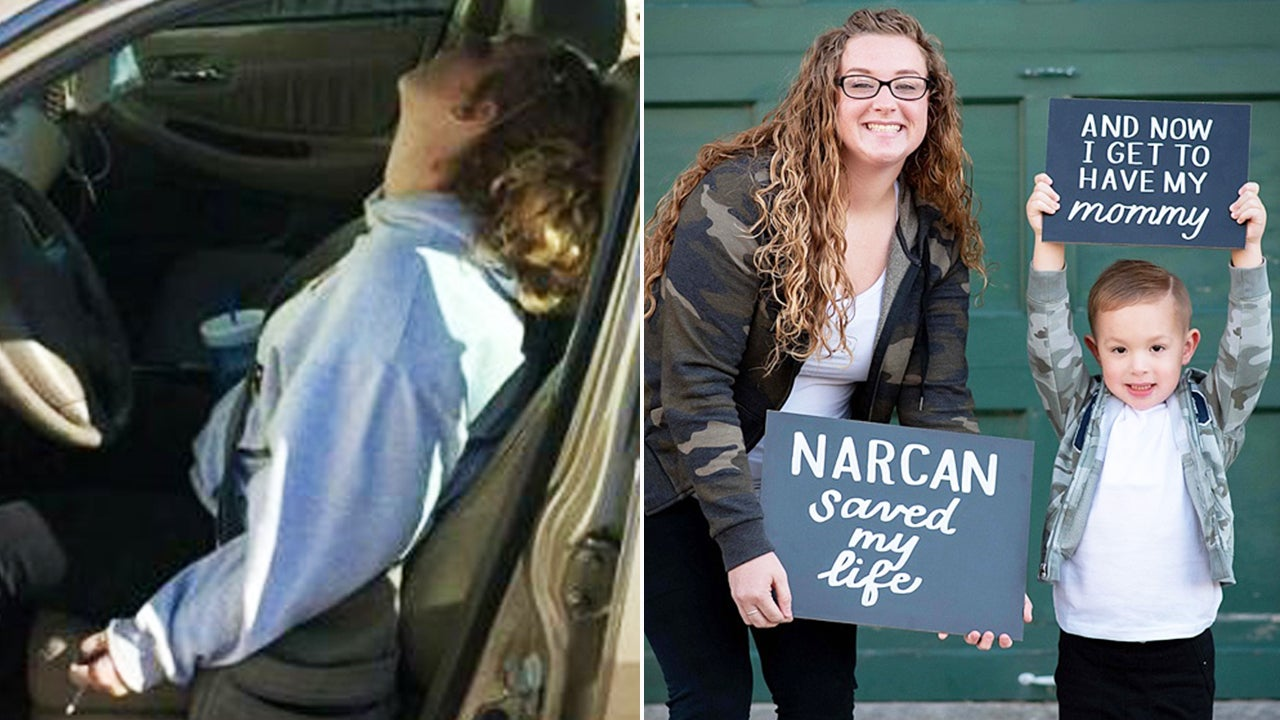 Mom Behind Viral Heroin Overdose Photo Celebrates 3 Years of Sobriety