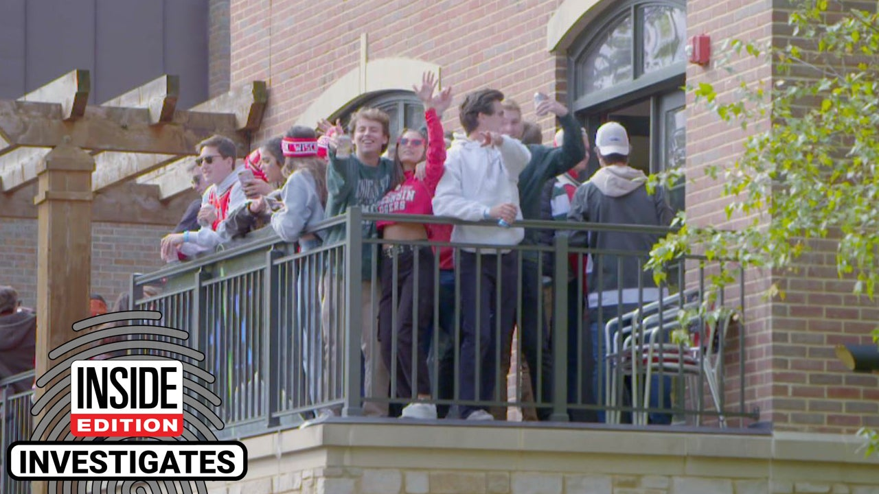 Are College Students Putting Themselves at Risk by Partying on Decks and Balconies?