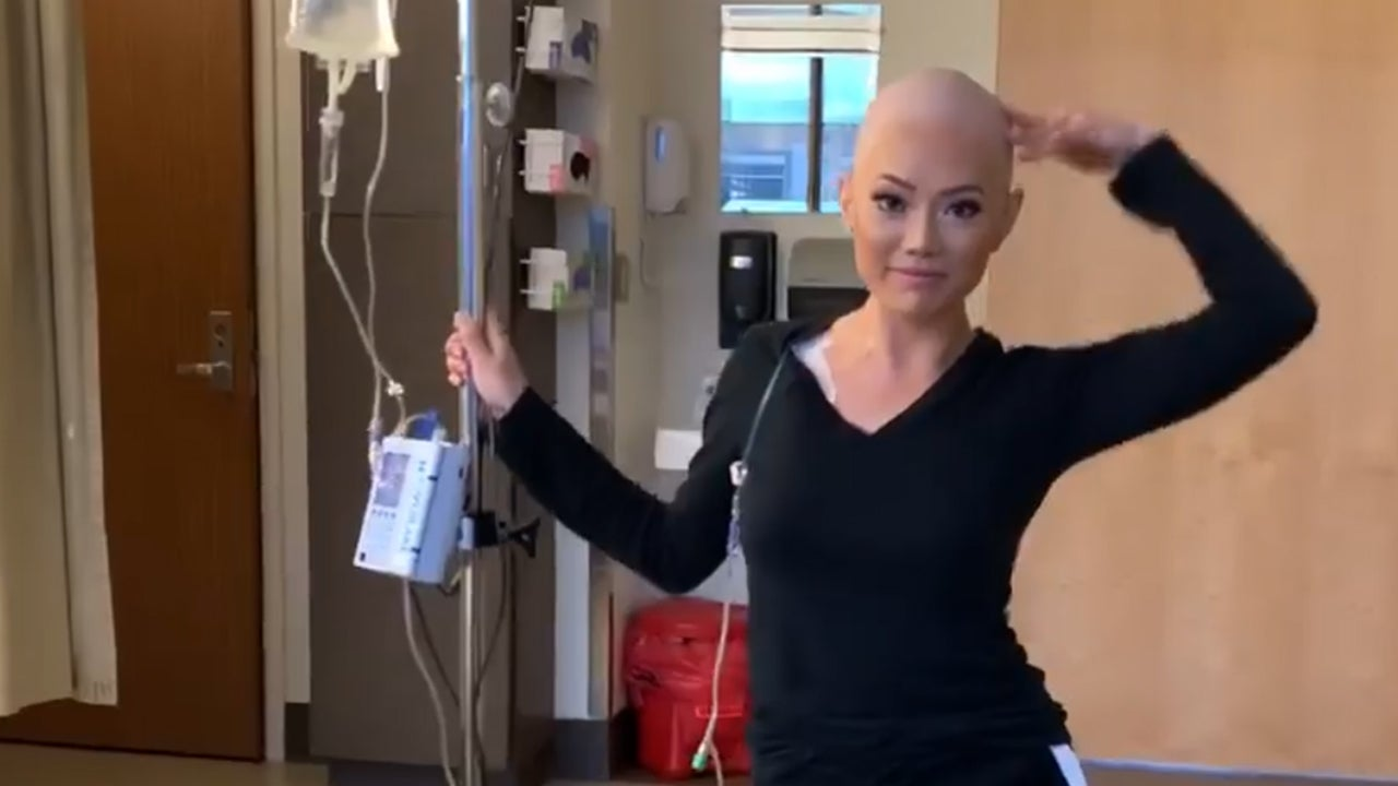 27-Year-Old from Washington Battling Cancer Dances Around Hospital Room Hooked Up to Chemotherapy Treatment