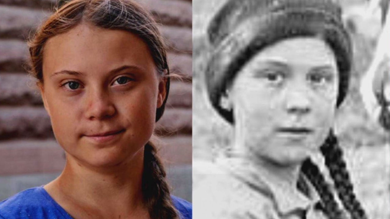 Anthropologist Debunks Theory that Early 20th Century Girl is Greta Thunberg