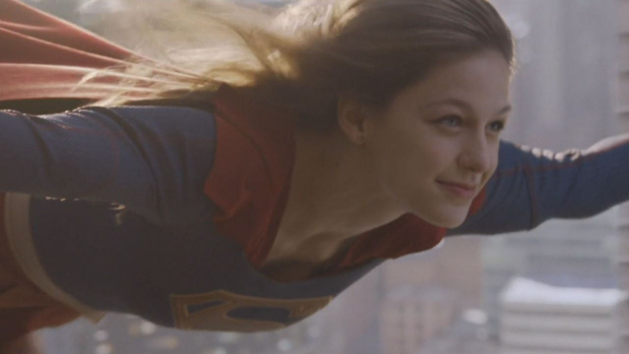 Why 'Supergirl' Actress Melissa Benoist is Speaking Out About Domestic Violence Survivor