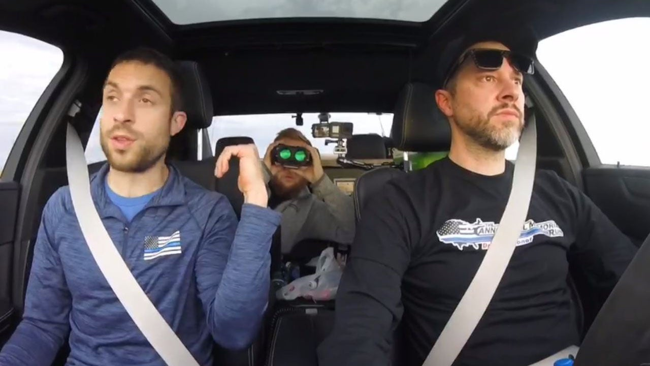 New Cannonball Run Record Set As 3 Guys Drive From New York to California in 27 Hours, 25 Minutes