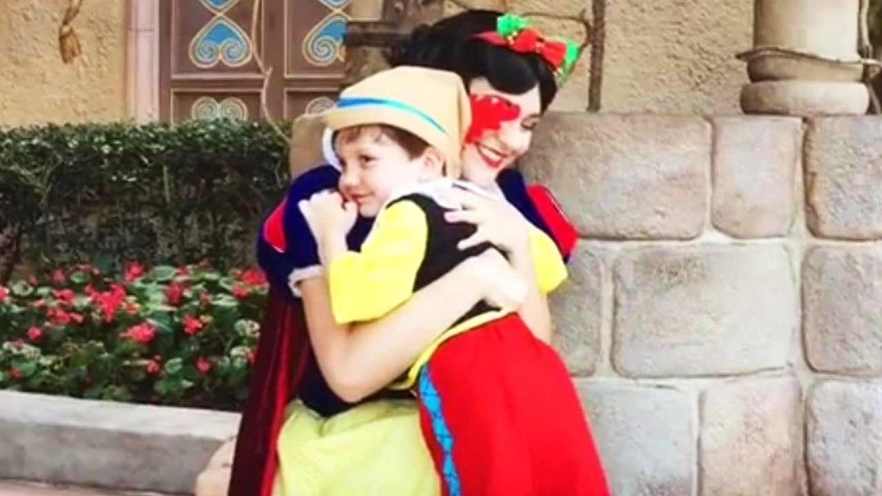 Disney Princesses Help 6-Year-Old With Autism Express Himself
