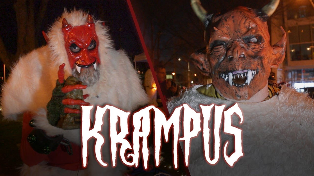 Why This New Jersey Town Celebrates Krampus, the Demon of Christmas