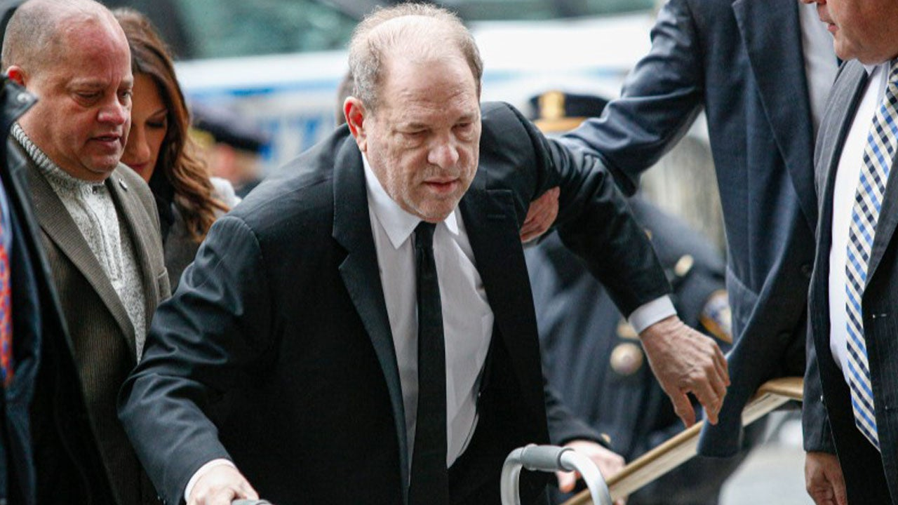Ronan Farrow Releases Audio Clip of Harvey Weinstein Allegedly Making Advances As Trial Begins