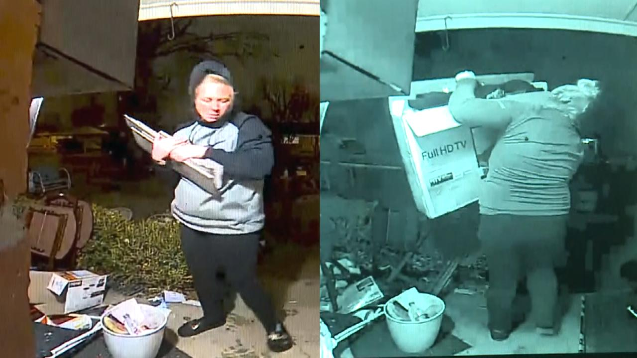 Suspected Burglar Caught Rummaging Through Oklahoma Home for 12 Hours