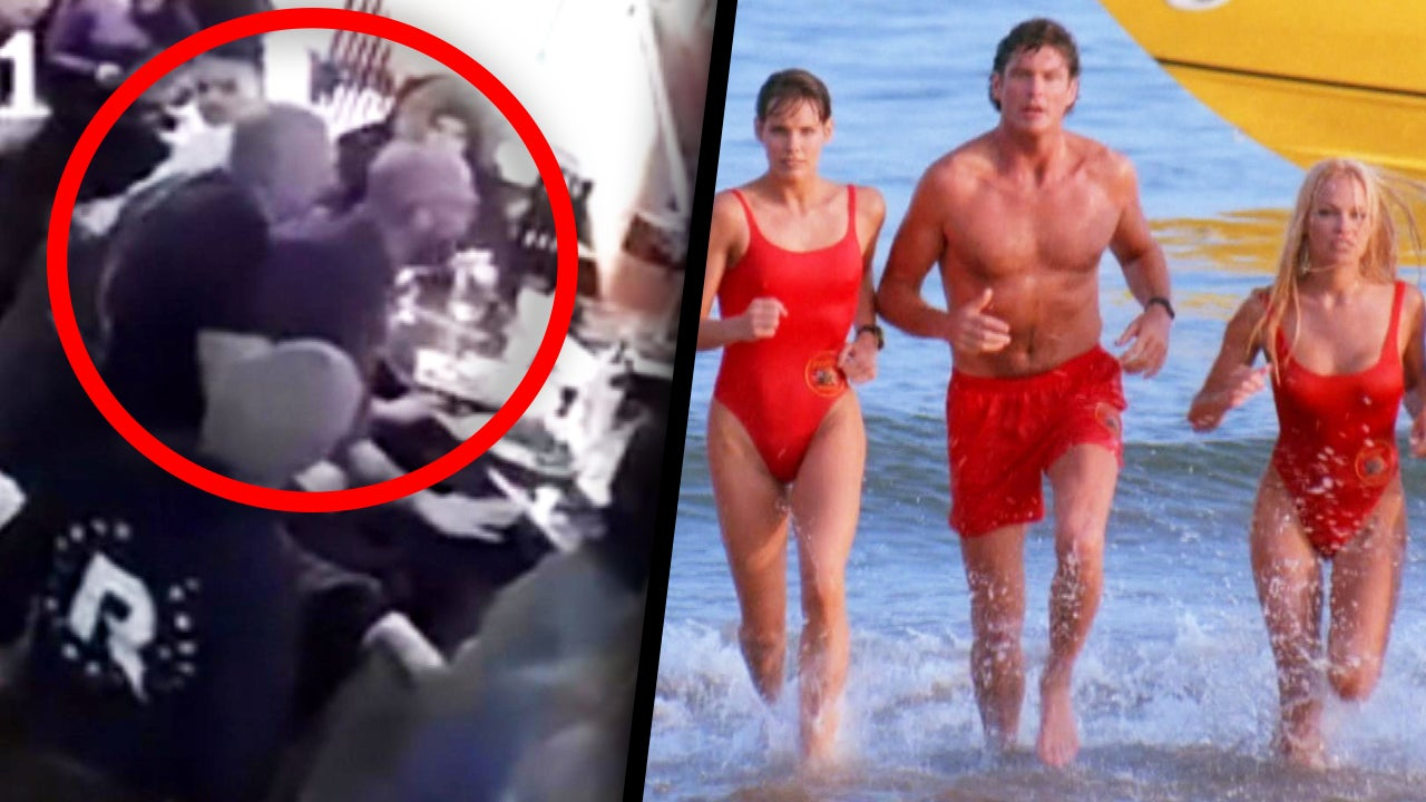Boston Bartender Learns How to Save Choking Customer by Watching 'Baywatch'