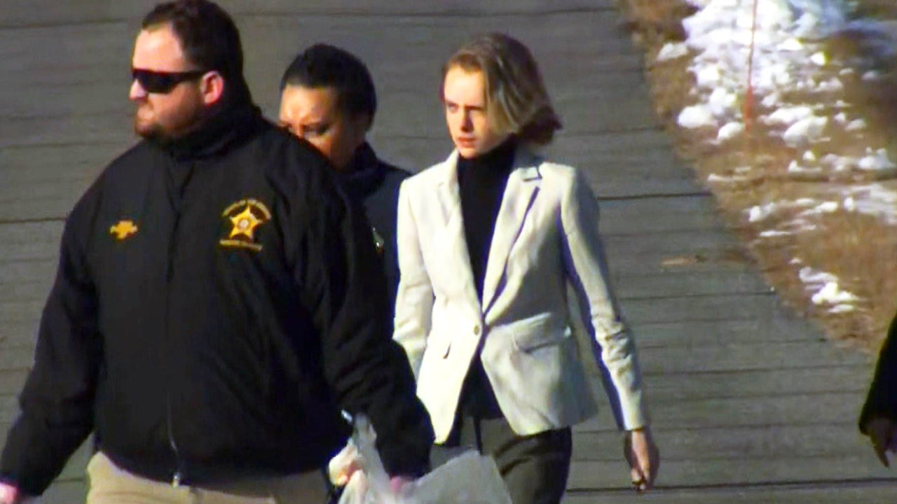 Michelle Carter Sports New Haircut and Jacket as She's Released From Prison Early