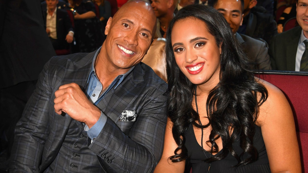 Who Is The Rock's Daughter Simone Johnson? Meet the Teen Carrying on Her Family's Wrestling Legacy