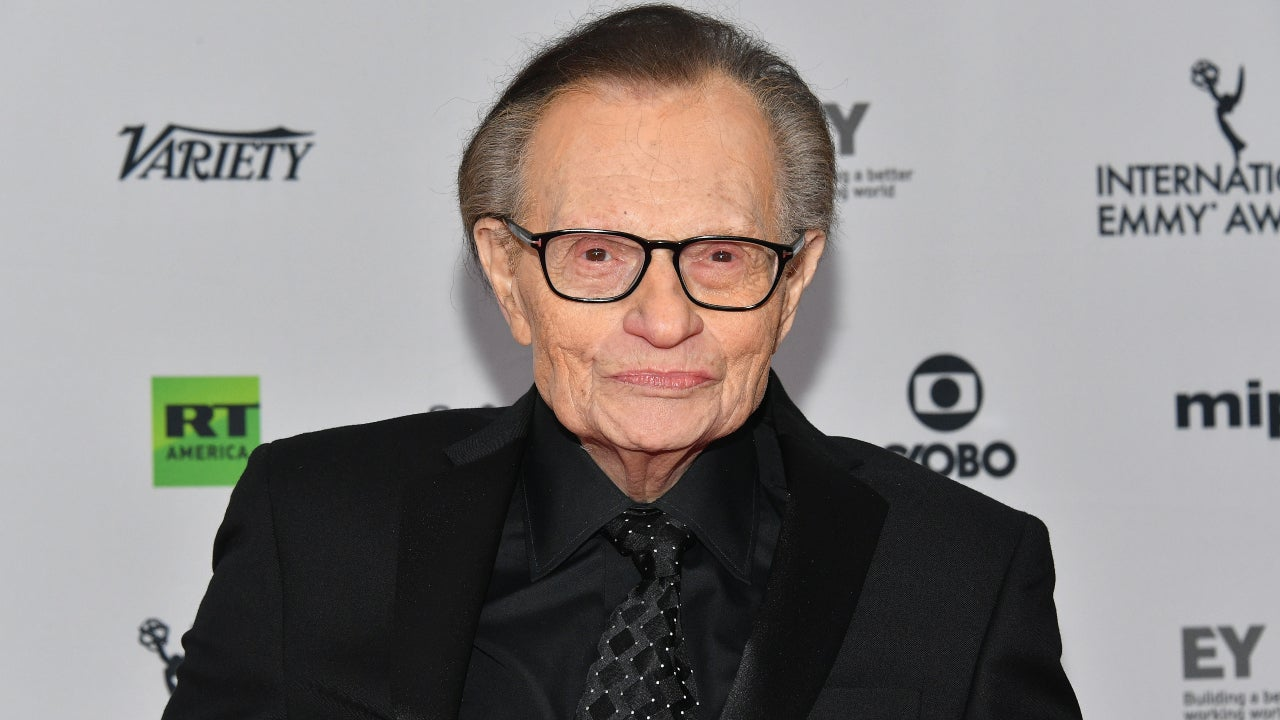 Larry King Remembers Stroke That Left Him in Coma: 'I Wanted to Die'