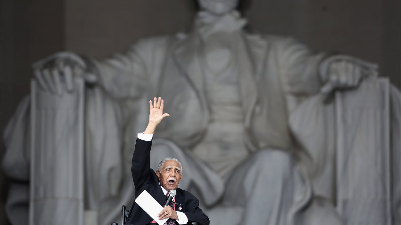 Joseph Lowery, Civil Rights Icon and Lieutenant of Martin Luther King Jr., Dies at 98