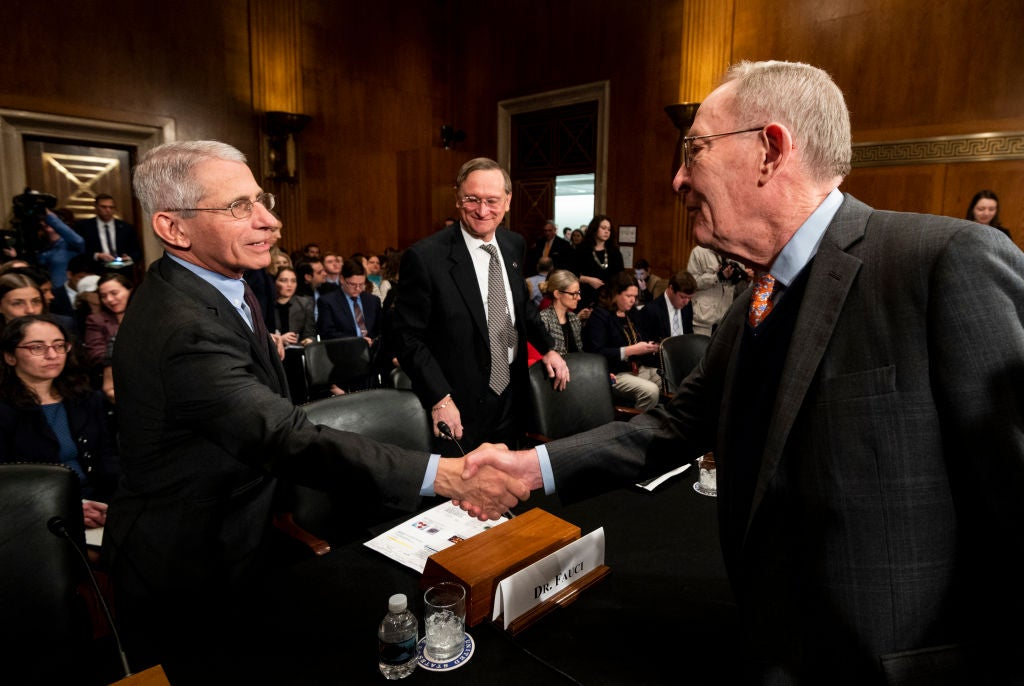 Dr. Fauci Says We Should Never Shake Hands Again, So Now What?