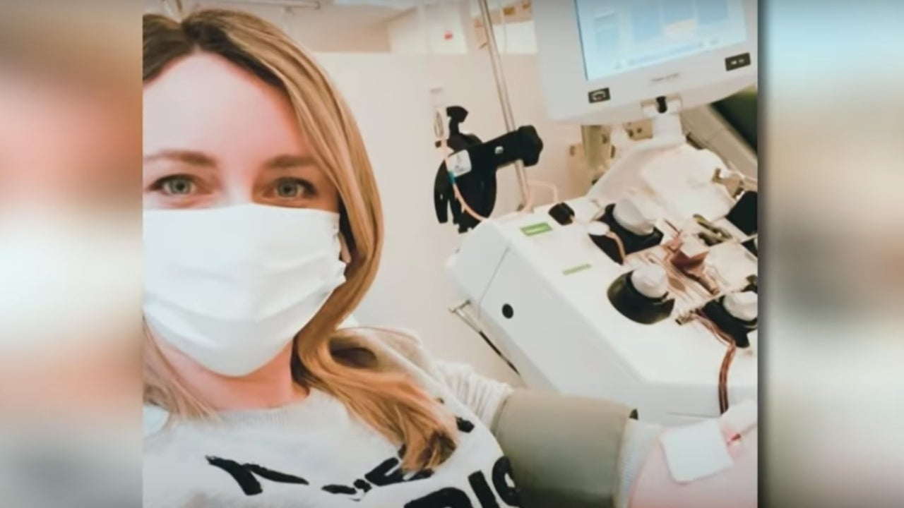 COVID-19 Survivor, Sports Reporter Jillian Sakovits, Shares How She Donated Plasma