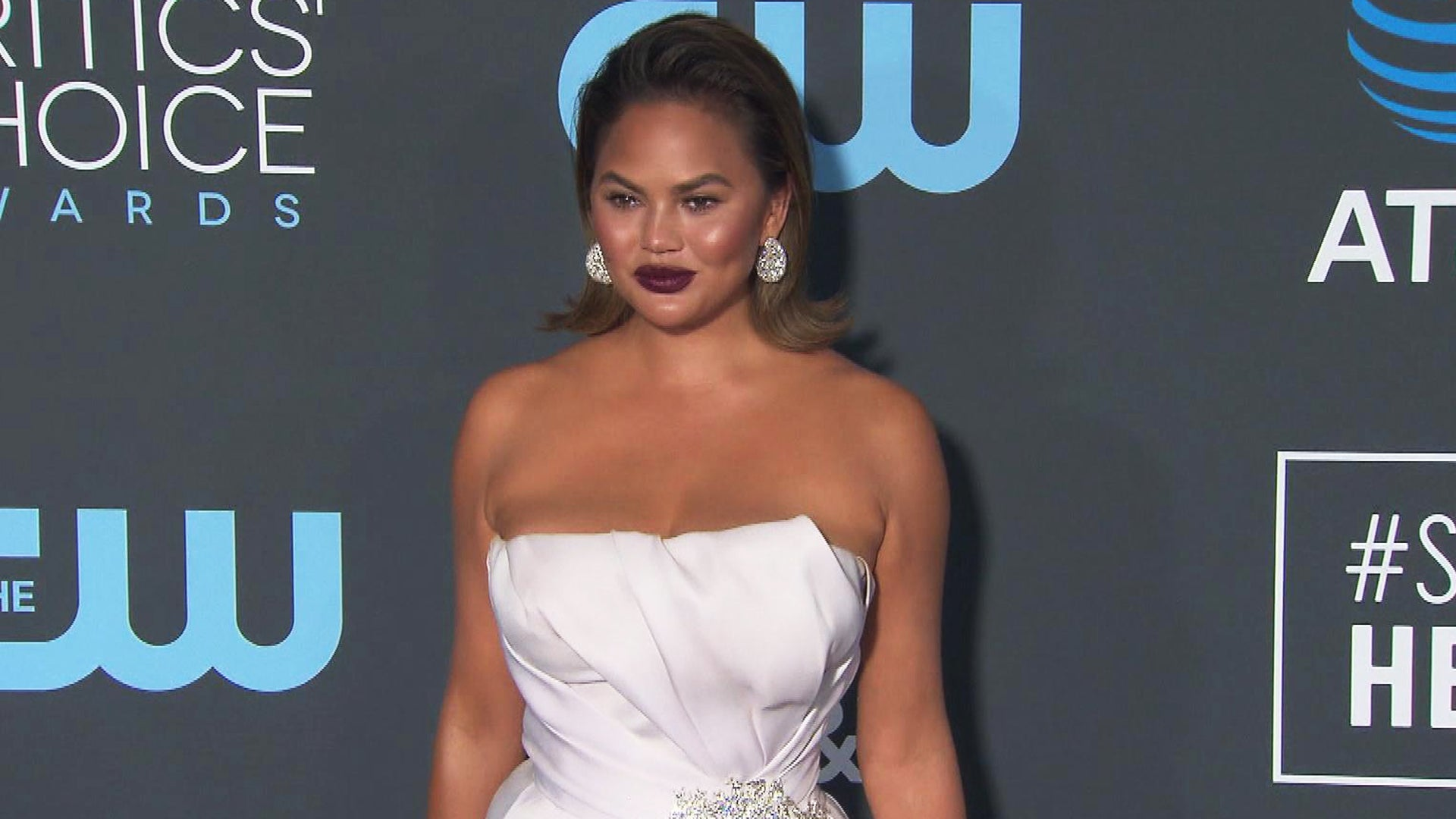 Chrissy Teigen Gives Painful Update To Fans On Breast Implant Removal Surgery