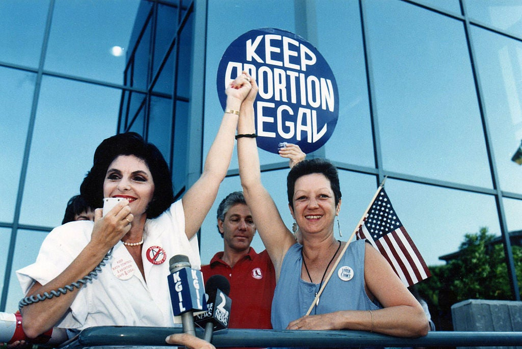 Norma McCorvey of Roe v. Wade Said She Was Paid to Become Public Foe of Abortion
