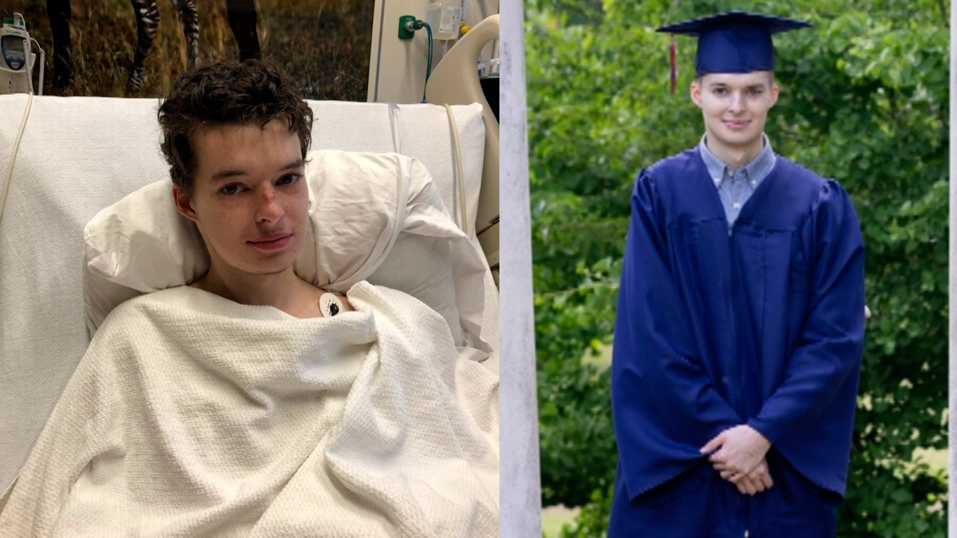 Teen Graduates High School While Fighting Cancer for 4th Time