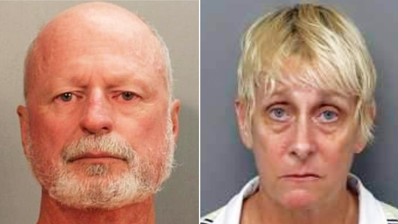 Retired JSO detective William Baer and his wife Melissa Schafer have been charged in connection with Saad Kawaf's 1999 murder.