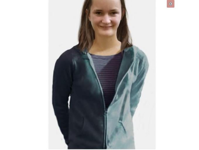 FBI Releases Composite Photo of Missing Amish Teen Linda Stoltzfoos With Hair Down and Wearing a Hoodie