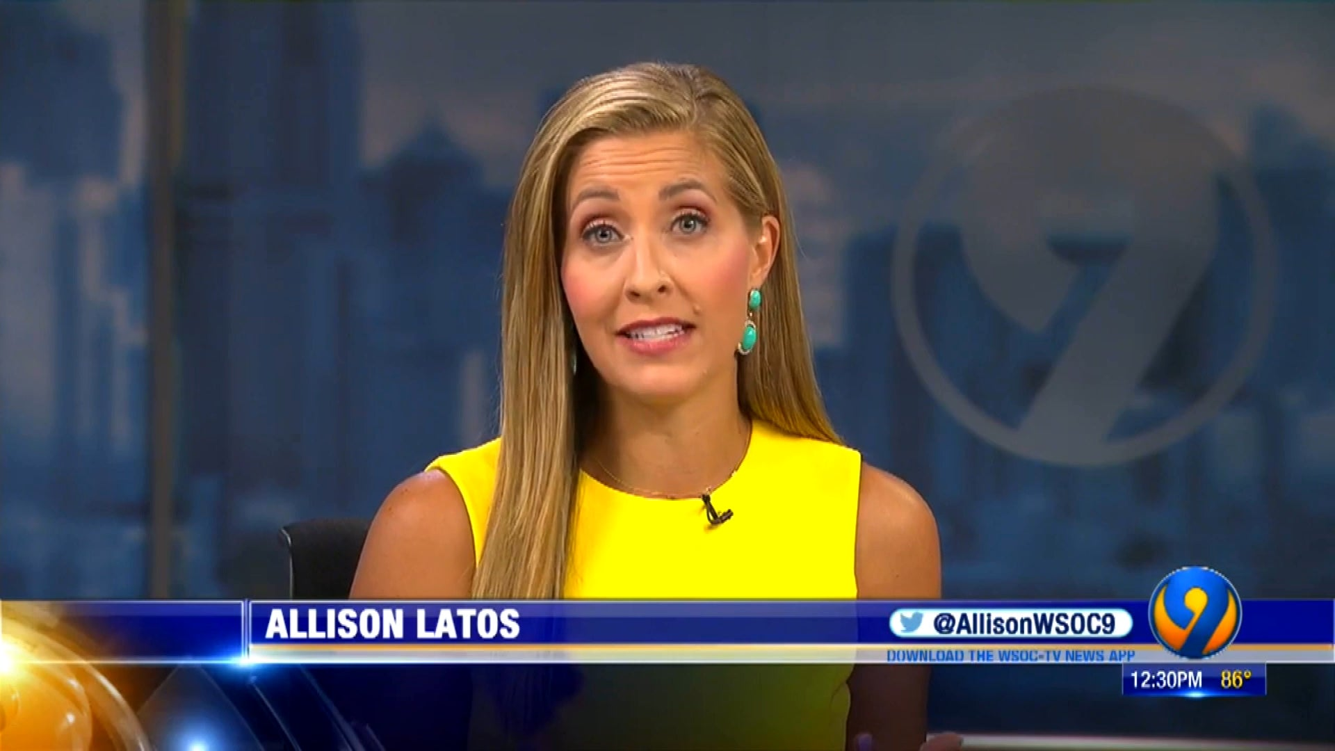 TV News Anchor Allison Latos Saved by Viewer Who Noticed Cancerous Lump on Neck