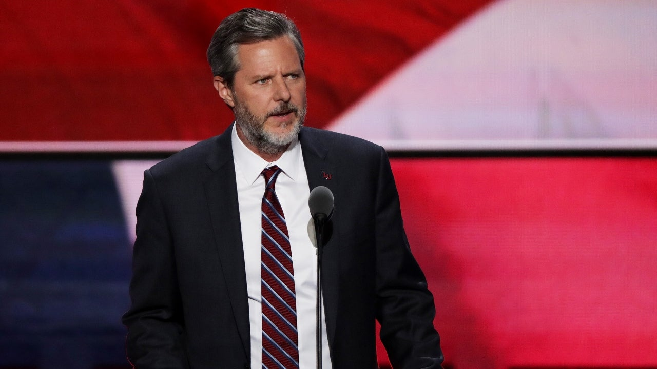 Image Result For Liberty University Jerry Falwell Jr