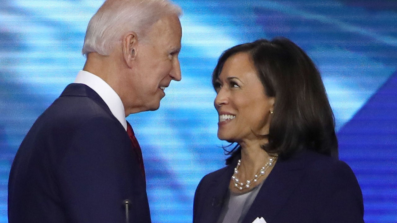Kamala Harris Is Joe Biden S Vice Presidential Running Mate Inside Edition