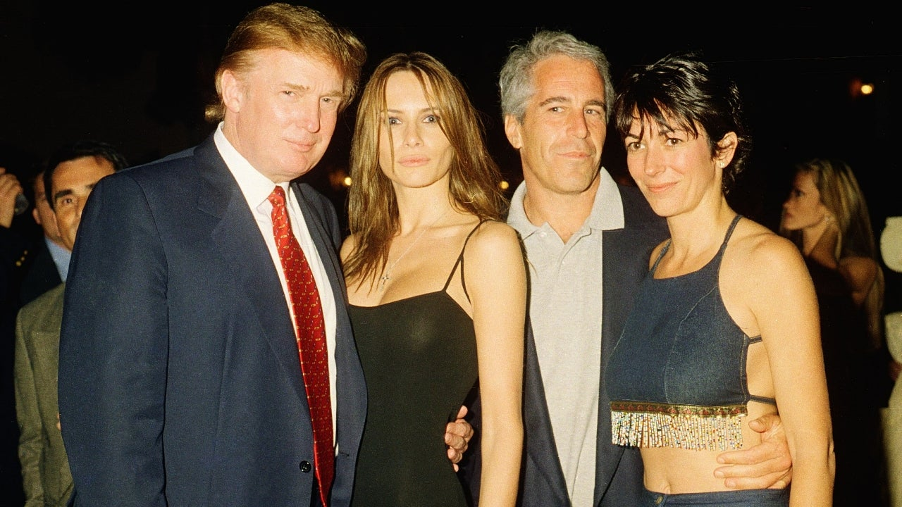 Trump Doubles Down on Well Wishes to Ghislaine Maxwell in 'Axios' Interview