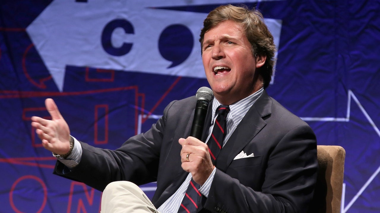Accused Faces Over Tucker Backlash Carlson on Comments