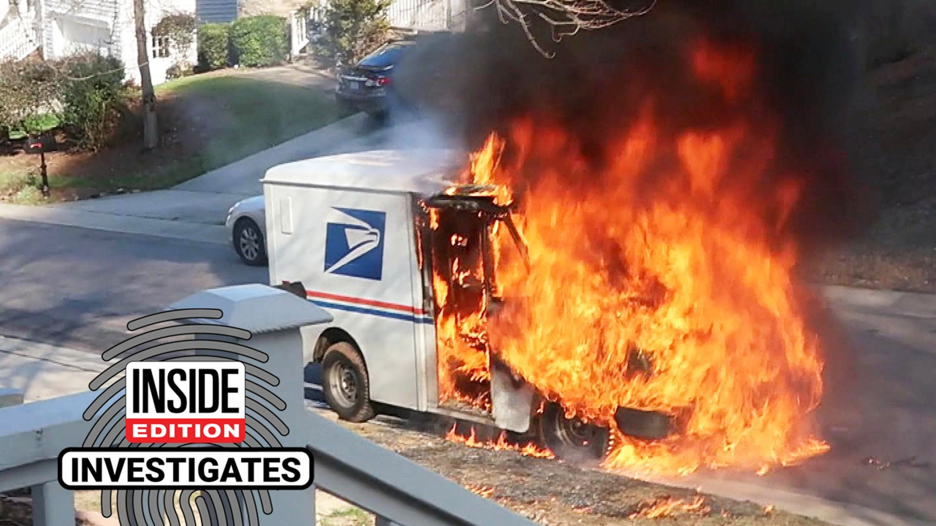 Why Are So Many Mail Trucks Bursting Into Flames? | Inside Edition