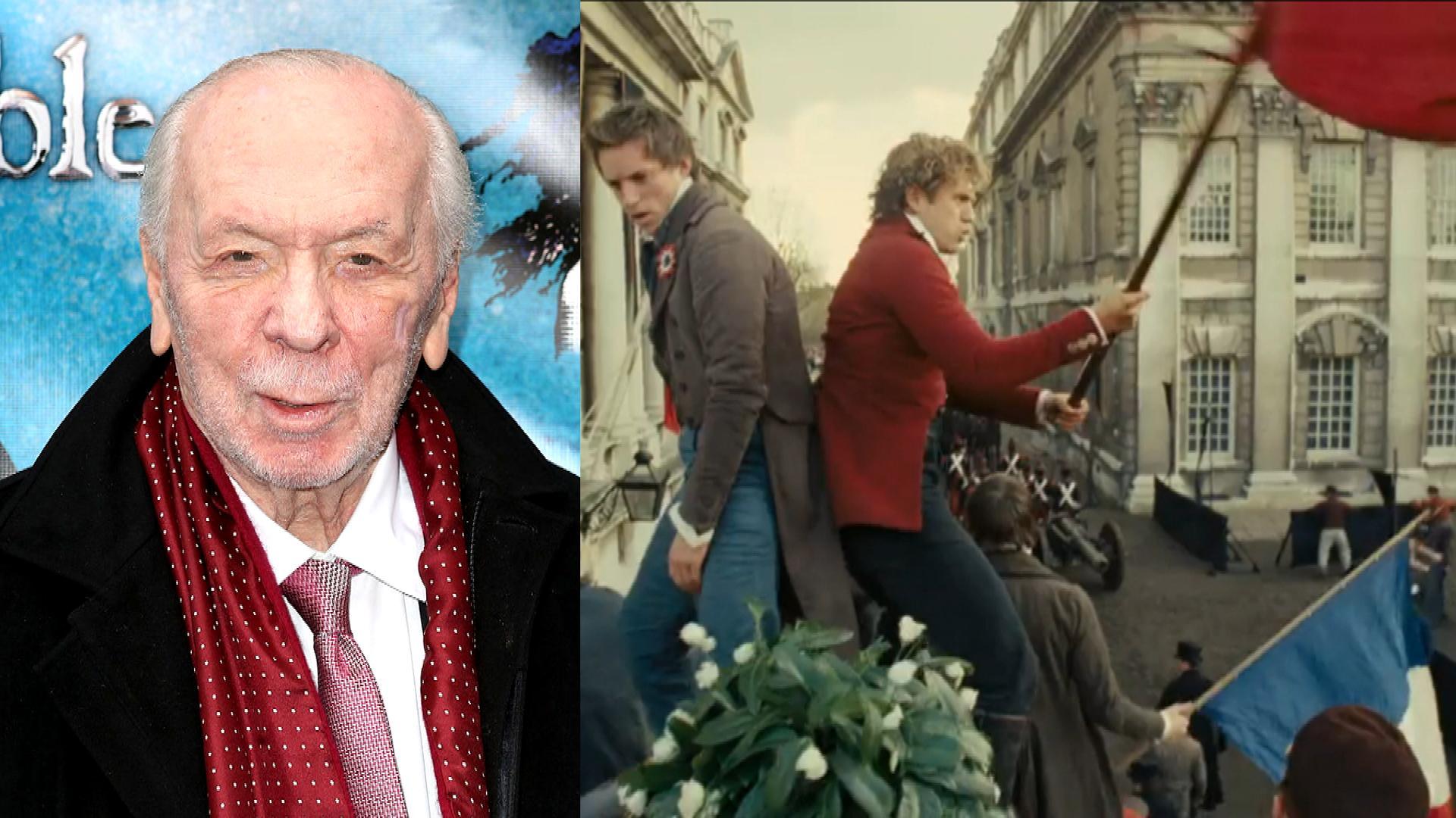 'Les Miserables' Song Writer Herbert Kretzmer Influenced Pop Culture
