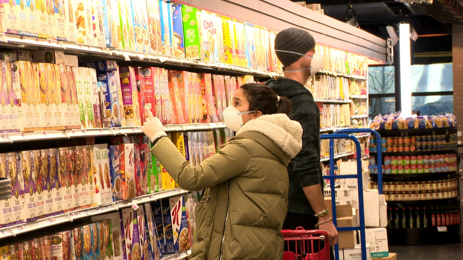 Supermarkets Identified as Most Frequent Place People Had Visited Before Positive COVID-19 Test: Study