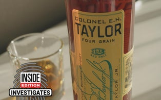 Is the High-Priced and Rare Bourbon You Are Buying Actually Counterfeit? Inside Edition Investigates