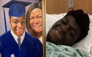 Mother of a Teen Who Vowed to Graduate High School Is Given His Diploma Weeks After He Dies From COVID-19