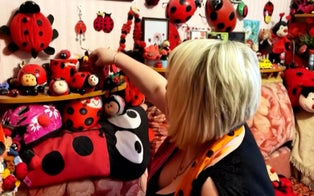 Woman From Ukraine Sets Guinness World Record for Biggest Collection of 'Ladybug-Themed Items'