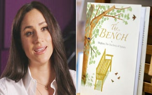 Meghan Markle's Children's Book 'The Bench' Wasn't Her Debut as a Published Author