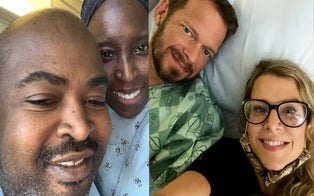 Coworkers From Georgia Donate Their Kidneys to Each Other's Husbands