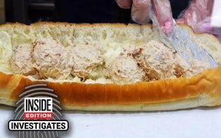 Despite New York Times Reporting, Inside Edition Investigation Finds Subway's Tuna Sandwiches Contain Tuna