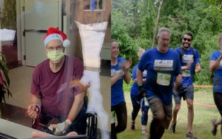 How a 61-Year-Old Connecticut Grandfather Once Paralyzed Completes Intense Obstacle Course and 5K