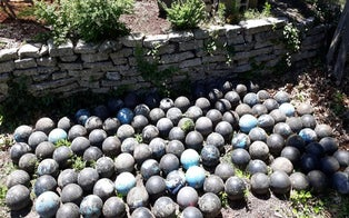 Michigan Man Discovers 160 Bowling Balls During Home Renovation Project