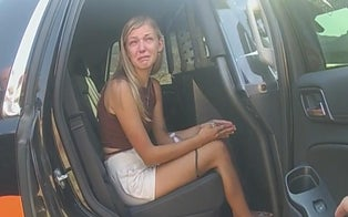 Gabby Petito in Tears After Aug. 12 Fight With Boyfriend in Utah, Bodycam Video Shows