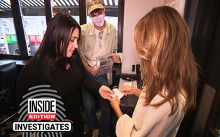 Inside Edition Investigates if NYC Restaurants Are Checking if Indoor Diners Are Vaccinated as Per New Rule