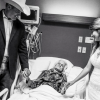 Wedding in hospice