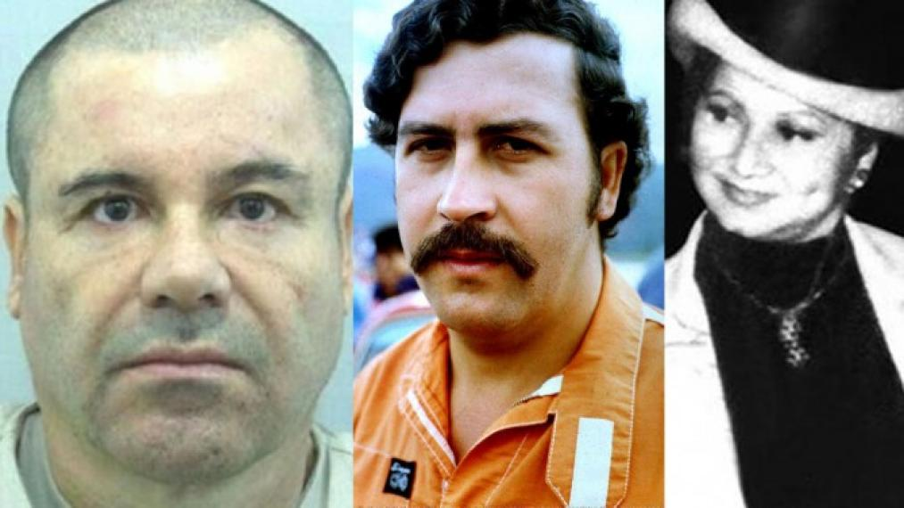 6 of History's Most Notorious Drug Lords   Inside Edition