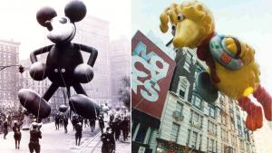 Macy's Thanksgiving Day Parade Started Small, but Keeps Growing