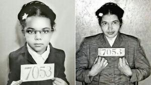 Girl, 5, Poses As Historic African-American Women For Black History Month