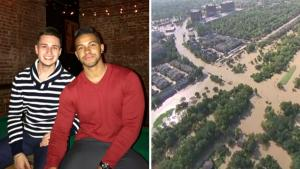 Couple Married Less Than a Year After Meeting on Tinder During Hurricane Harvey
