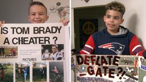 Is Tom Brady a Cheater? Kids' Science Projects are Conflicting