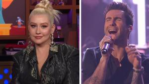 Christina Aguilera Hints at Super Bowl Halftime Show Surprise