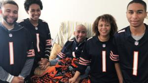 Dying Dad Attends Super Bowl Thanks to Generous Stranger